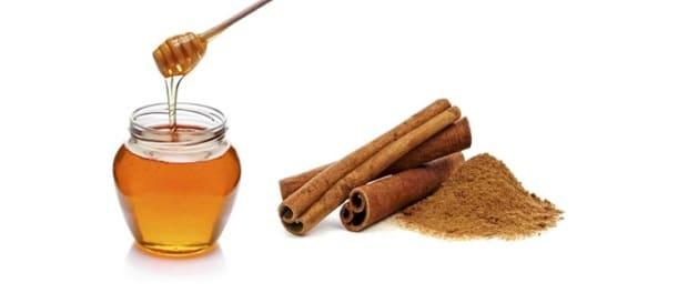 medus ir cinamonas nauda