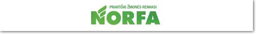 norfa akcijos leidinys